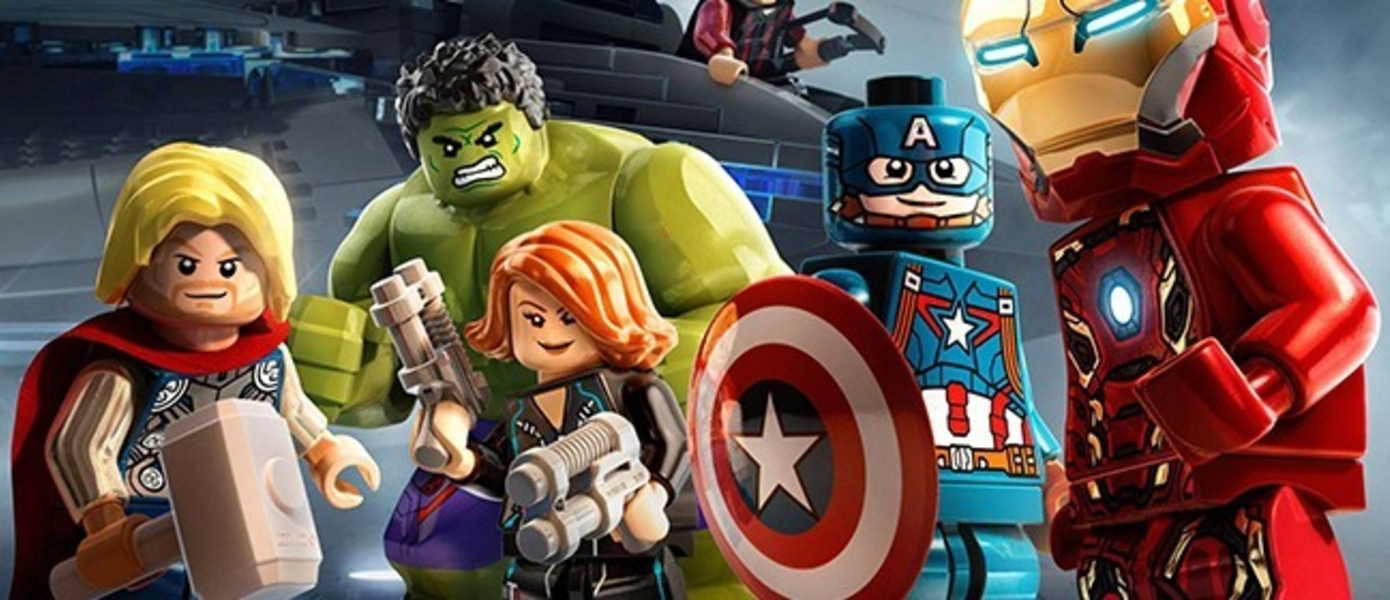 Обзор Lego Marvel's Avengers | Gamemag regarding Lego Marvel Avengers Cheats