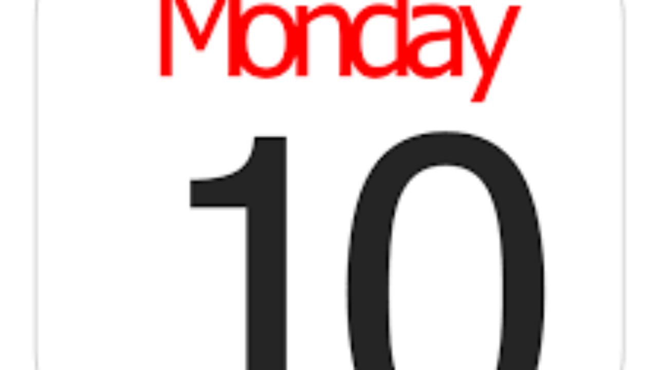 Спам В Календаре Iphone И Ipad. Как Избавиться? with regard to Calendar Icon Missing On Iphone