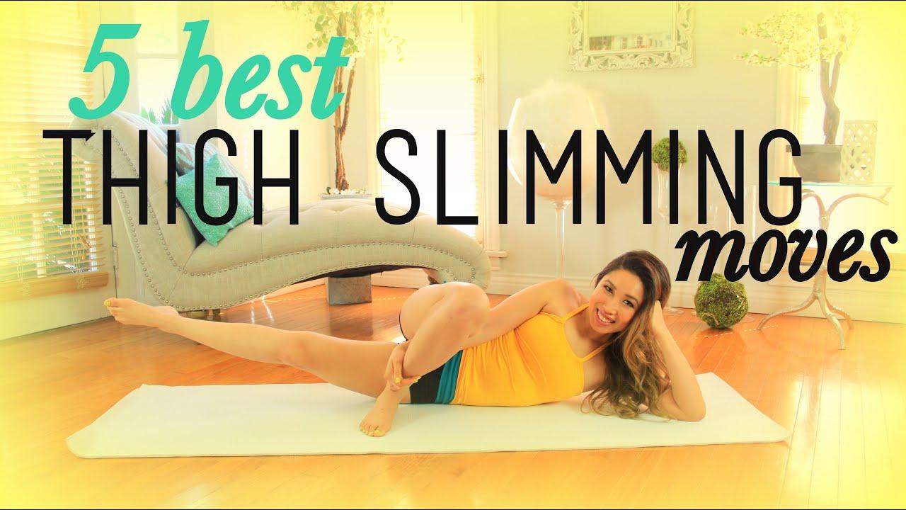 Топ10 Тренировок Для Ног И Ягодиц От Blogilates with regard to Blogilates Inner Thigh