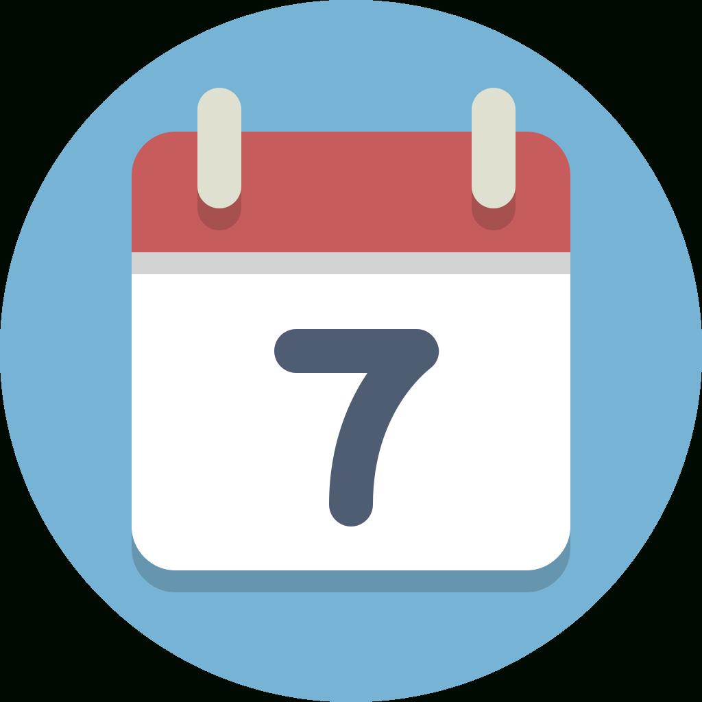 Файл:circleiconscalendar.svg — Викимедиа in Calendar Icon Png