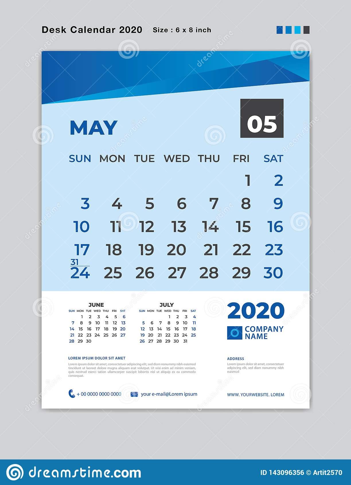 Шаблон Месяца Мая 2020, Настольный Календарь На 2020 Год inside Maya Calendar 2020