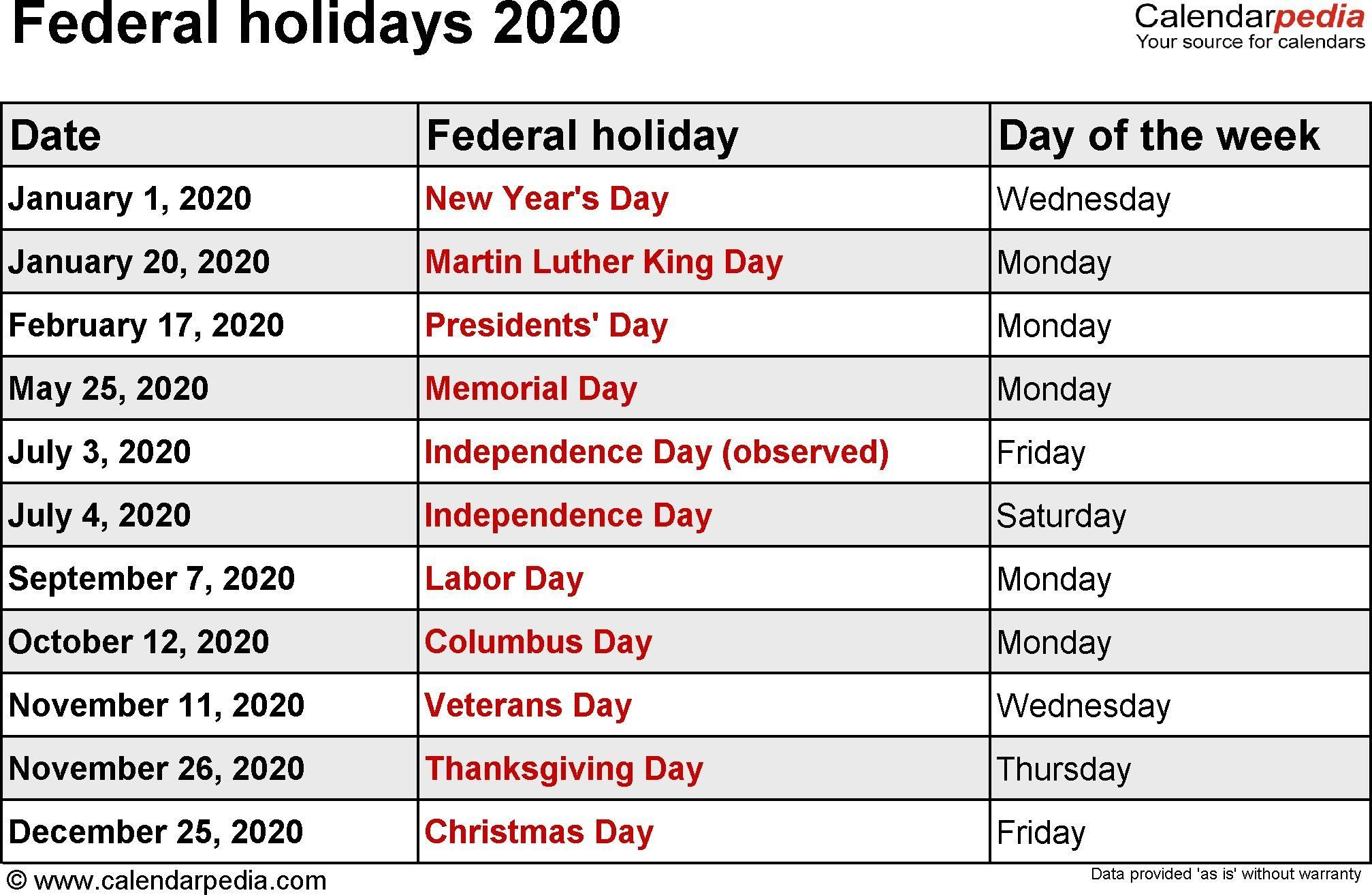 December 2019 Calendar With Holidays South Africa | Us for Calendarpedia January 2020