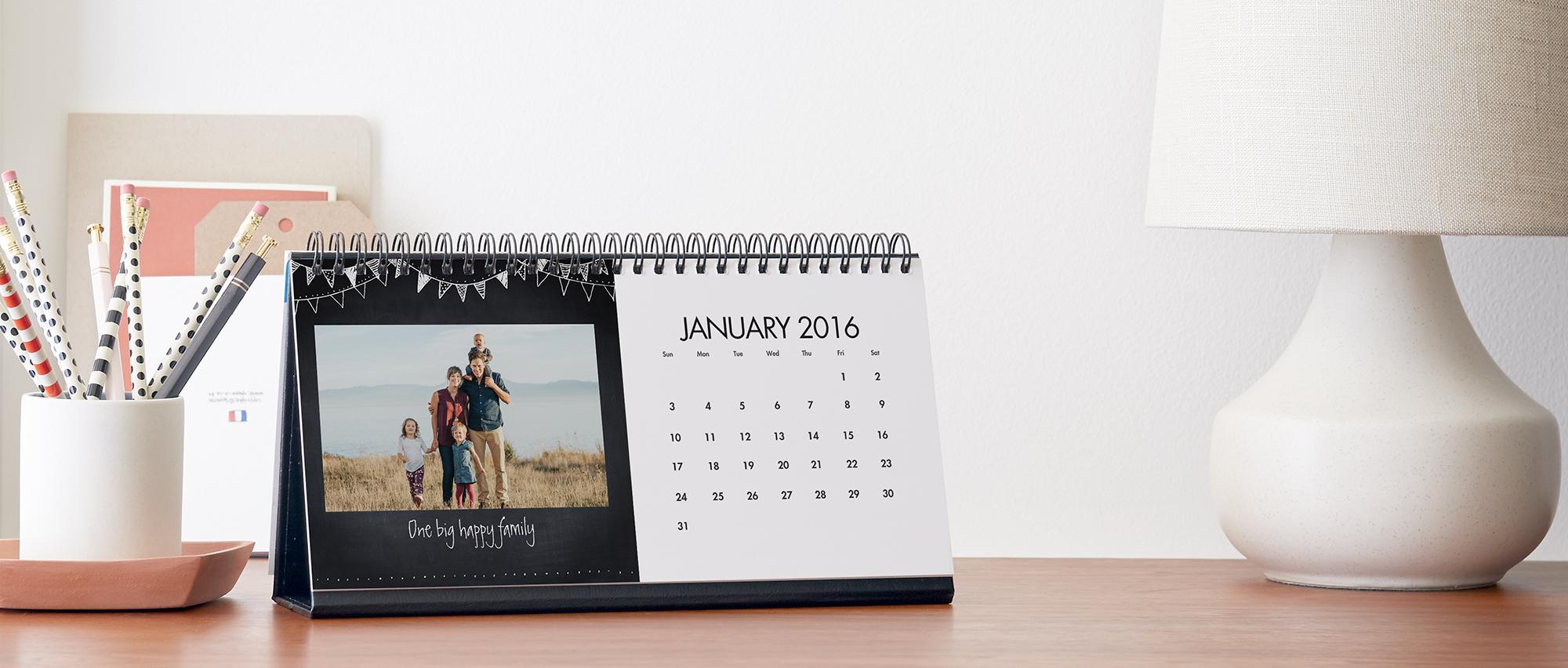 Desktop Calendars for Cvs Desk Calendar