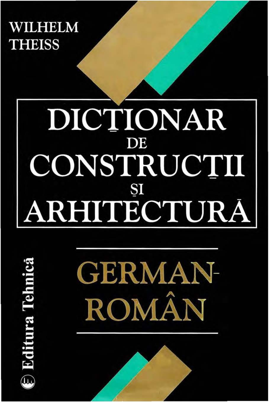 Dictionar De Constructii Si Arhitectura Dero [546G6R2R9Qn8] inside Calendar De Sanatate Si Frumusete