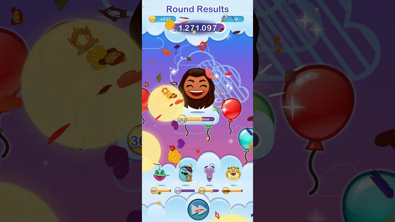 Disney Emoji Blitz: Completing The Tamatoa Villain Event with Emoji Blitz Events 2020