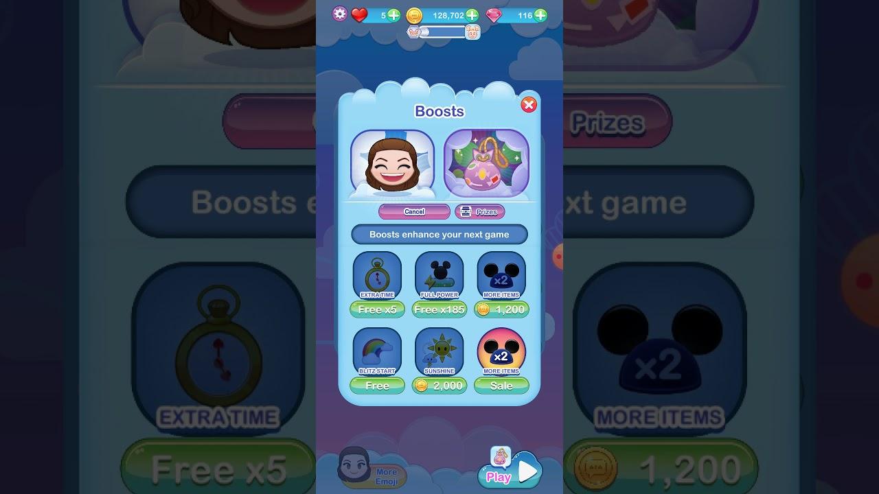 Disney Emoji Blitz: Inside Out Item Card Event (Part 3) for Emoji Blitz Events 2020