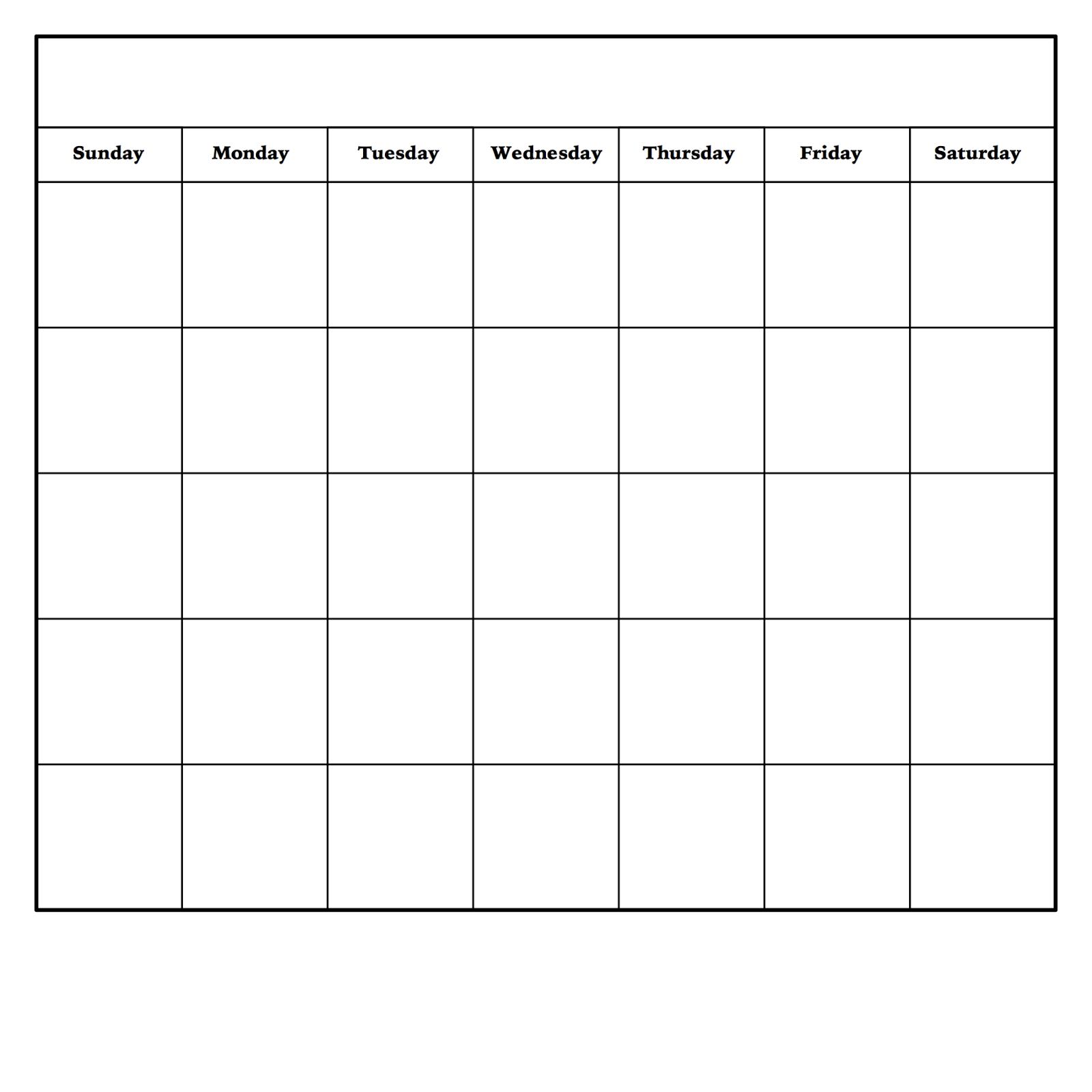 Diy Dry Erase Calendar | Листы | Календарь, Дизайн И Органайзер with regard to Blank Monthly Calender