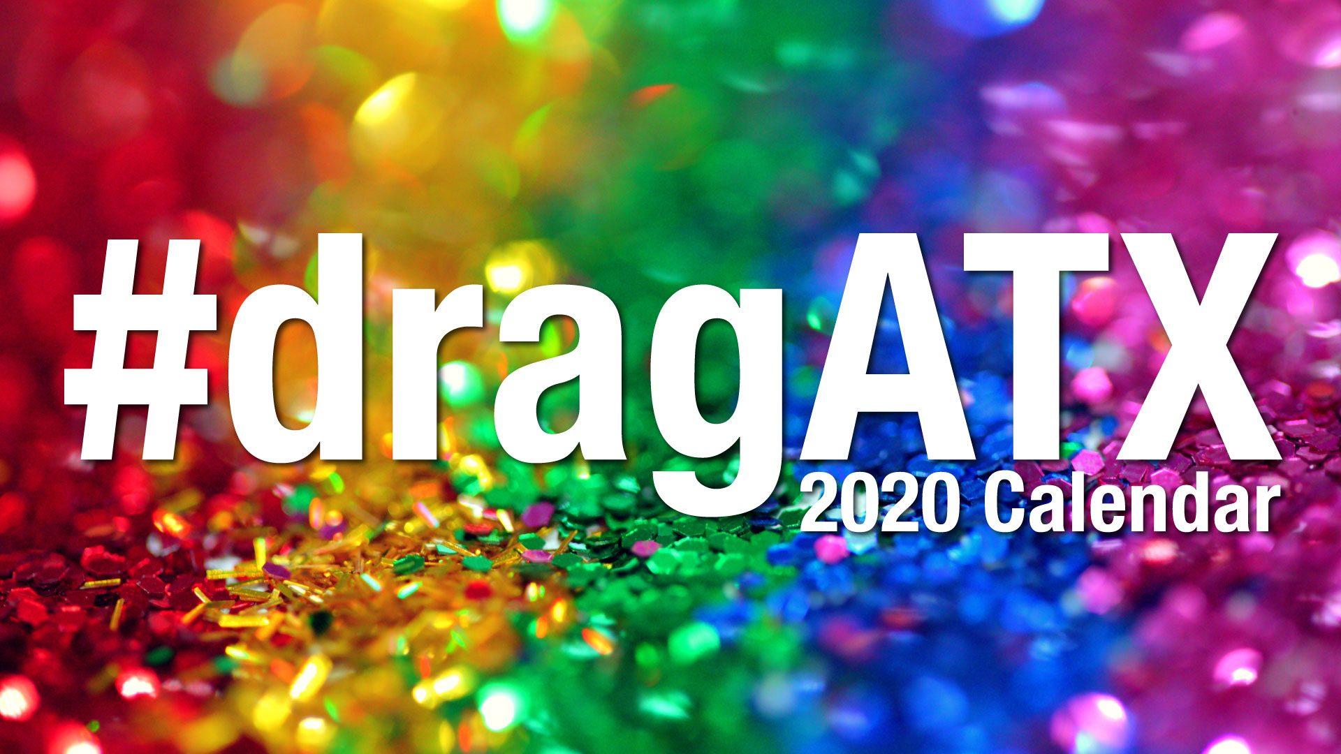 #dragatx 2020 Calendar  Therepubliq for Barr Beacon Calendar
