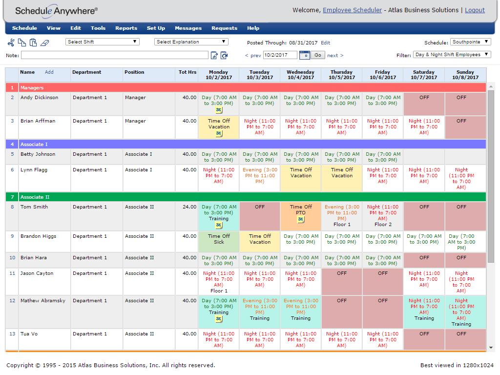 Easy Schedule Maker | Fresh Essays with Employee Schedule Creator