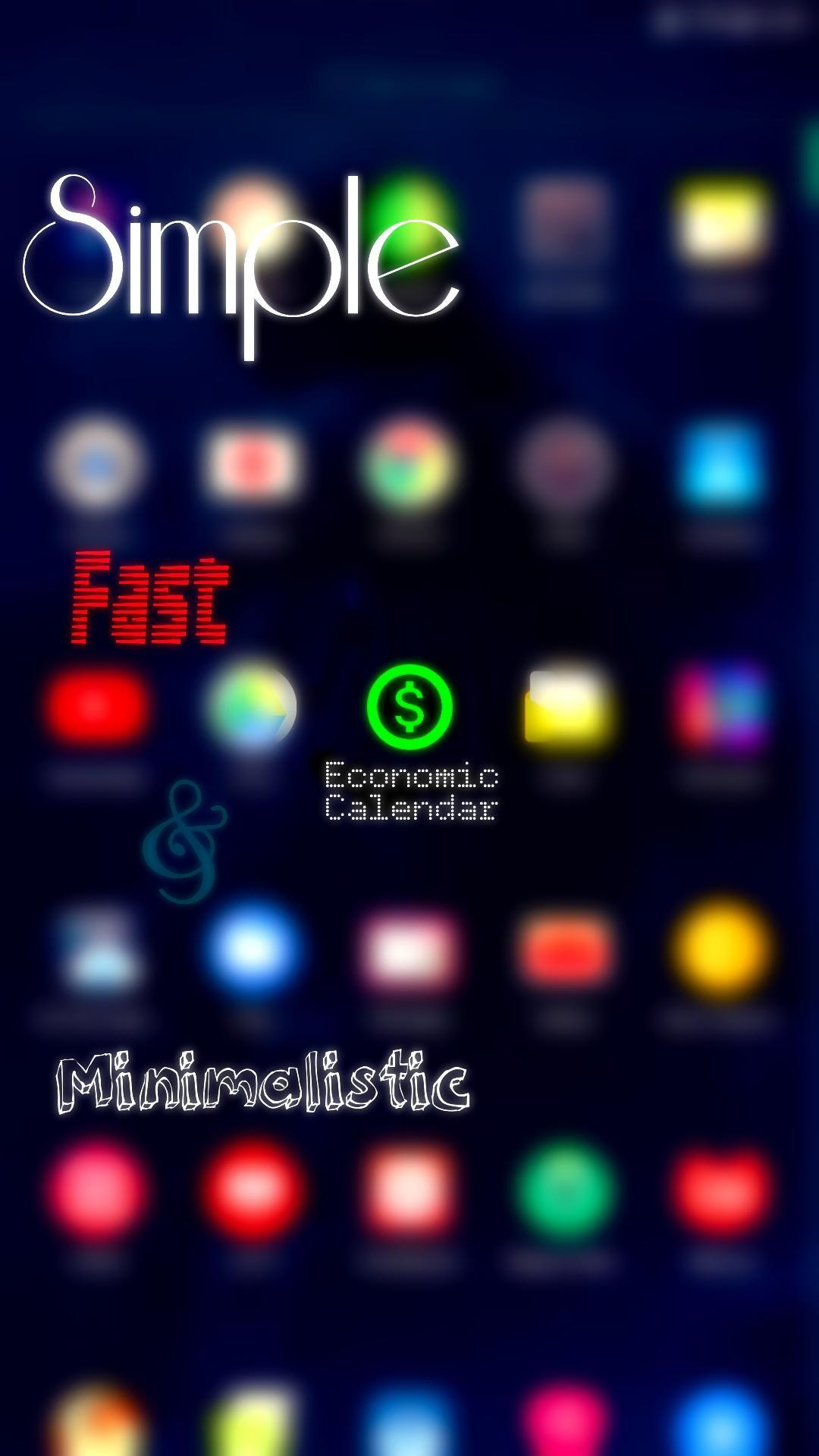 Economic Calendar For Android  Apk Download for Economic Calendar Api