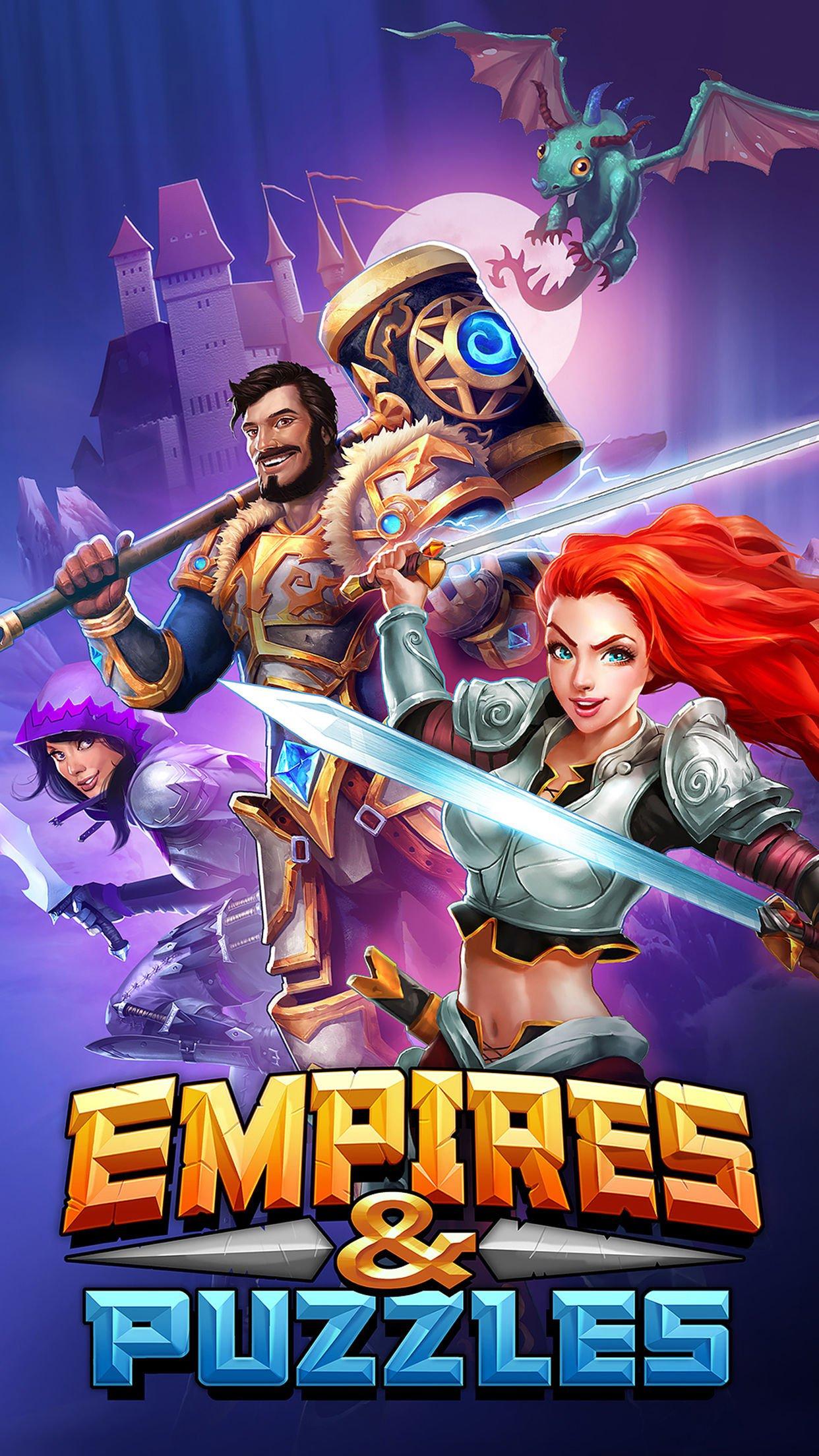 Empire & Puzzles: Rpg Quest  Скачать Для Iphone Бесплатно pertaining to Empires And Puzzles Quest Schedule