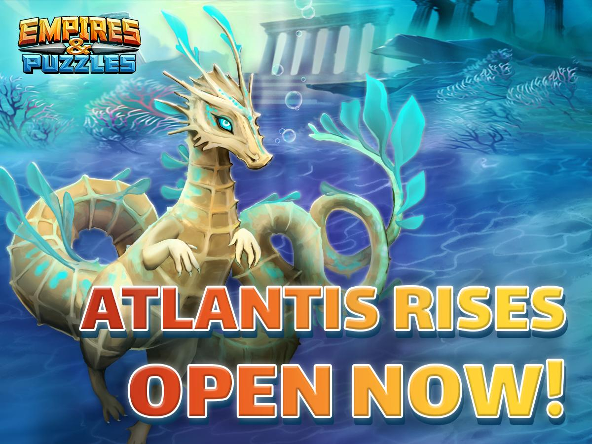 "Empires & Puzzles On Twitter: ""atlantis Event Started With intended for Empires And Puzzles Events 2020"