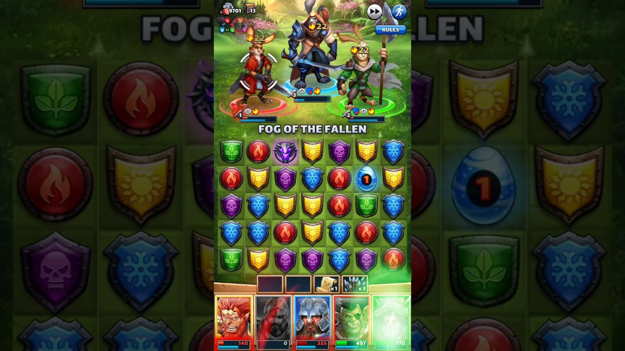Empires & Puzzles  Springvale Tournament  Advanced  Final Stage & Avatar  And Sound Problems!! inside Springvale Empires And Puzzles
