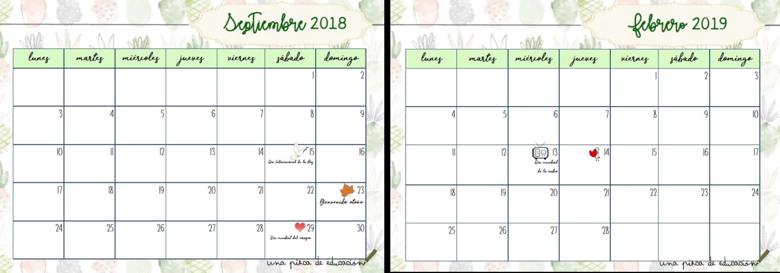Este Es Realmente Calendario 2020 Febrero Para Imprimir in Calendario Zbinden 2020