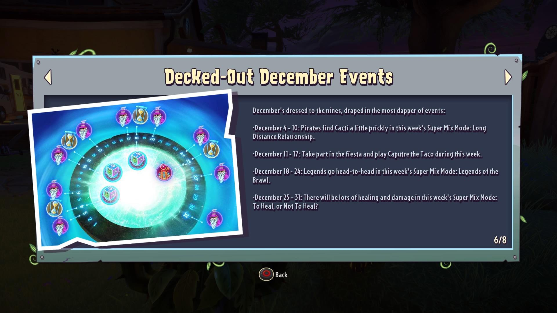 Events Calendar?  Answer Hq with Pvz Event Calendar