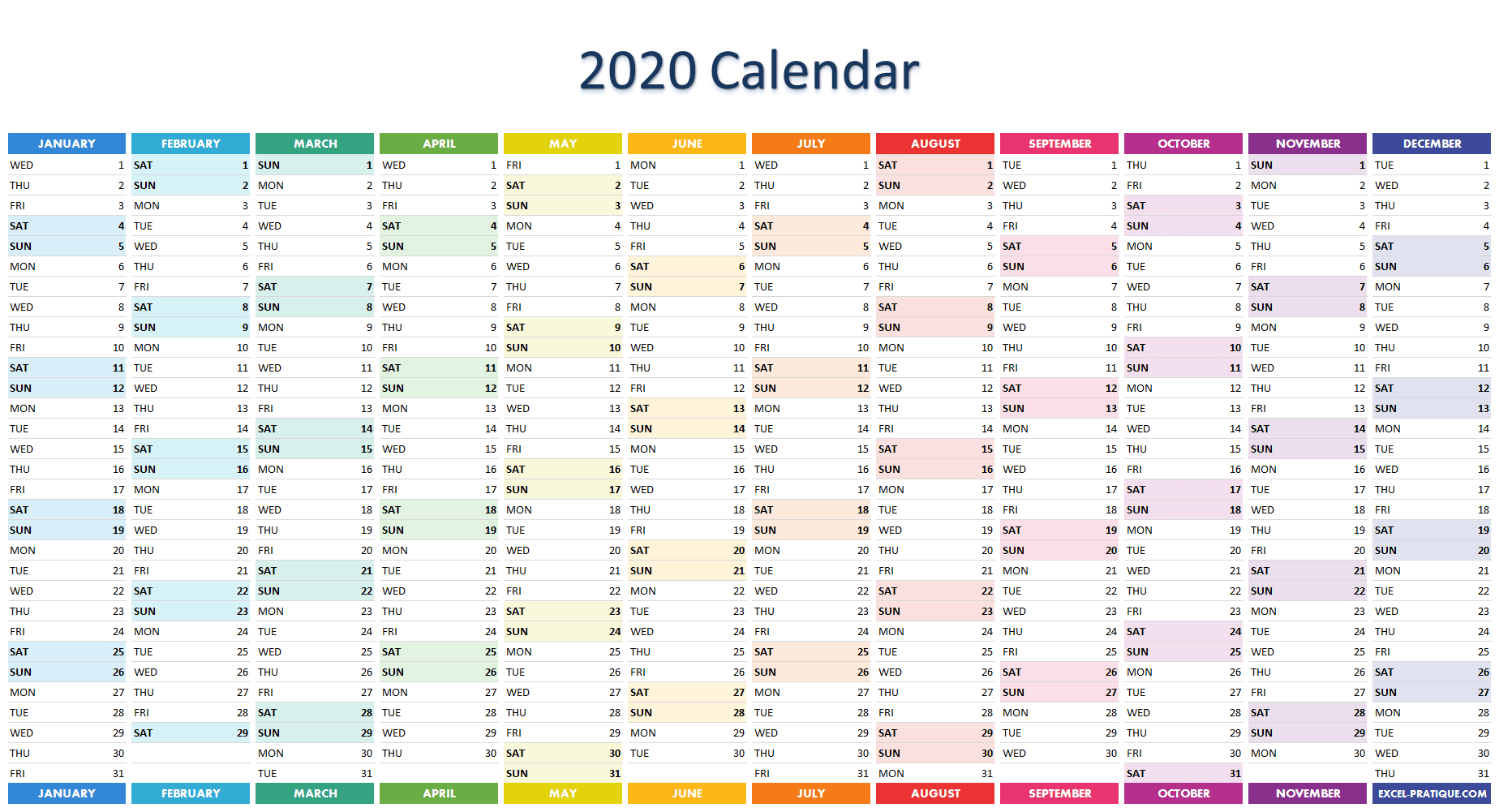 "Excel Applications ""calendars"" inside Perpetual Calendar Excel"