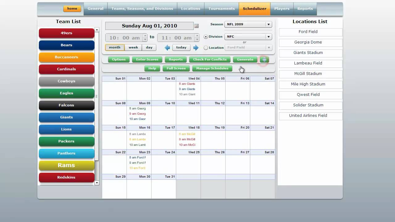 Excel Schedule Builder  Topa.mastersathletics.co within Calendar Creator Excel