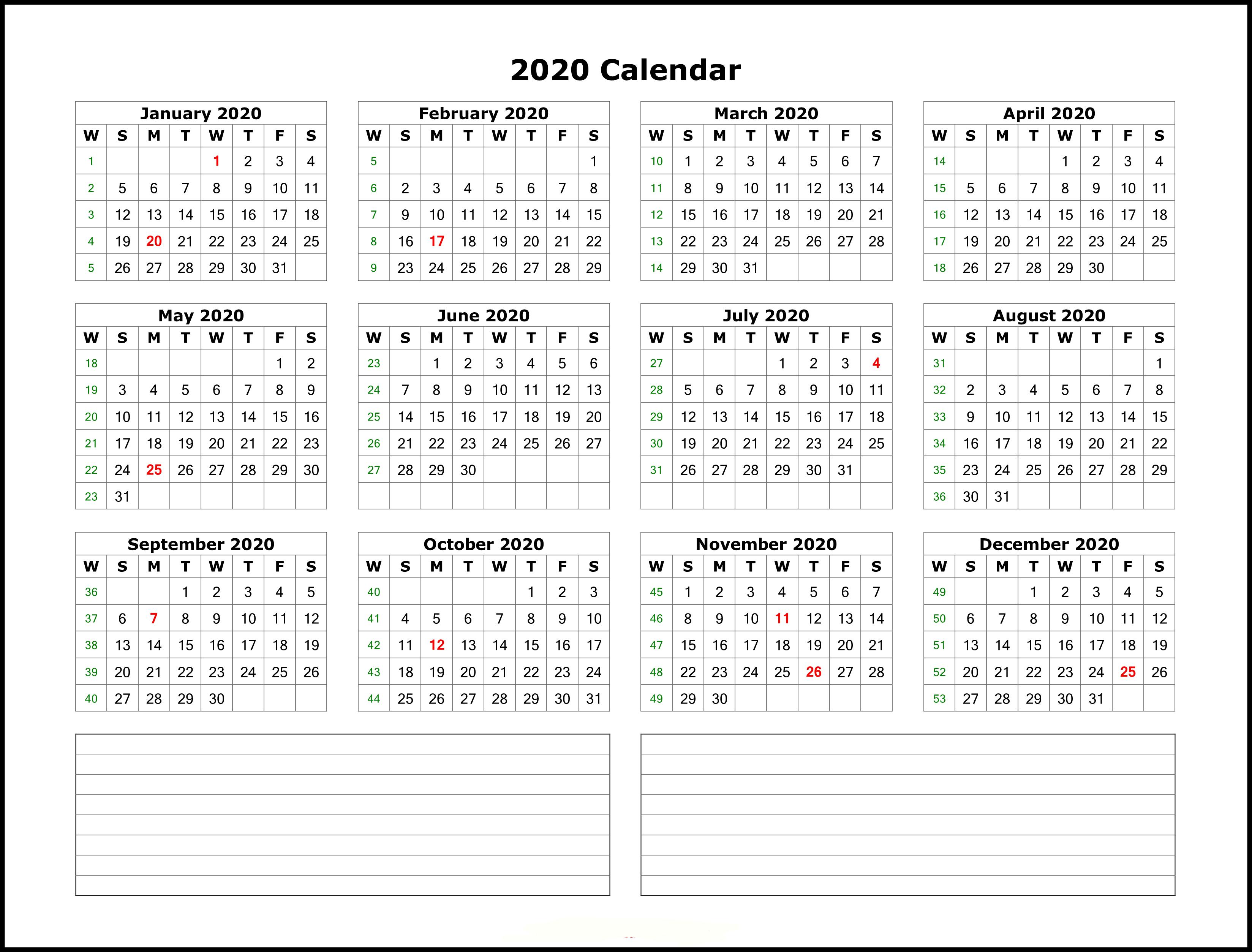Excel Spreadsheet Calendar 2020  Bolan.horizonconsulting.co regarding Calendar Excel Template 2020