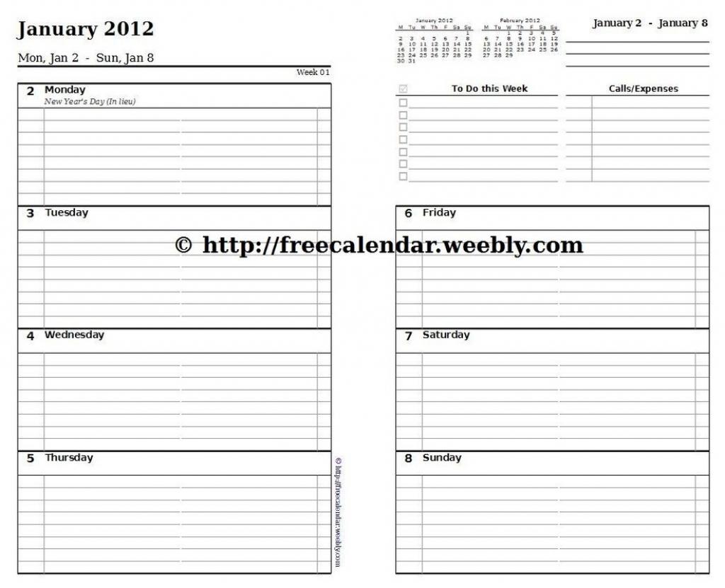 Exemplary 5.5 X 8.5 Printable Calendar Pages : Mini Calendar for Printable Calendar 5.5 X 8.5
