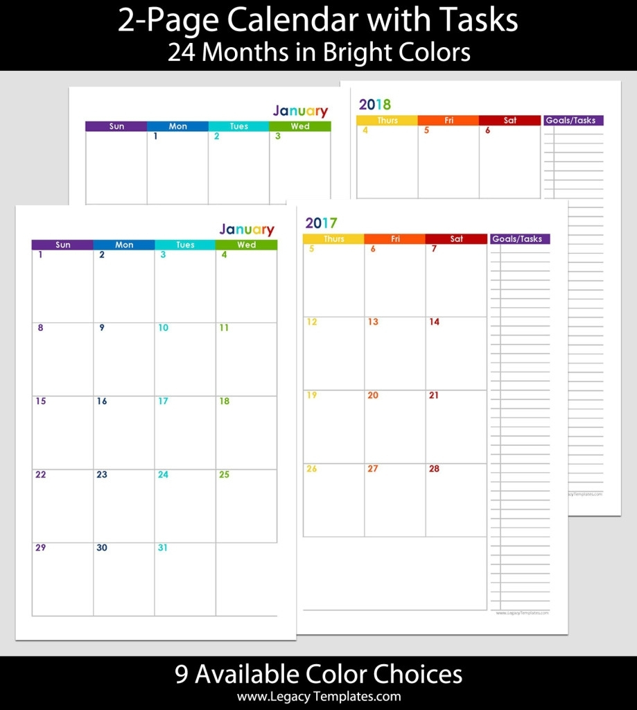 Exemplary 5.5 X 8.5 Printable Calendar Pages : Mini Calendar with Printable Calendar 5.5 X 8.5