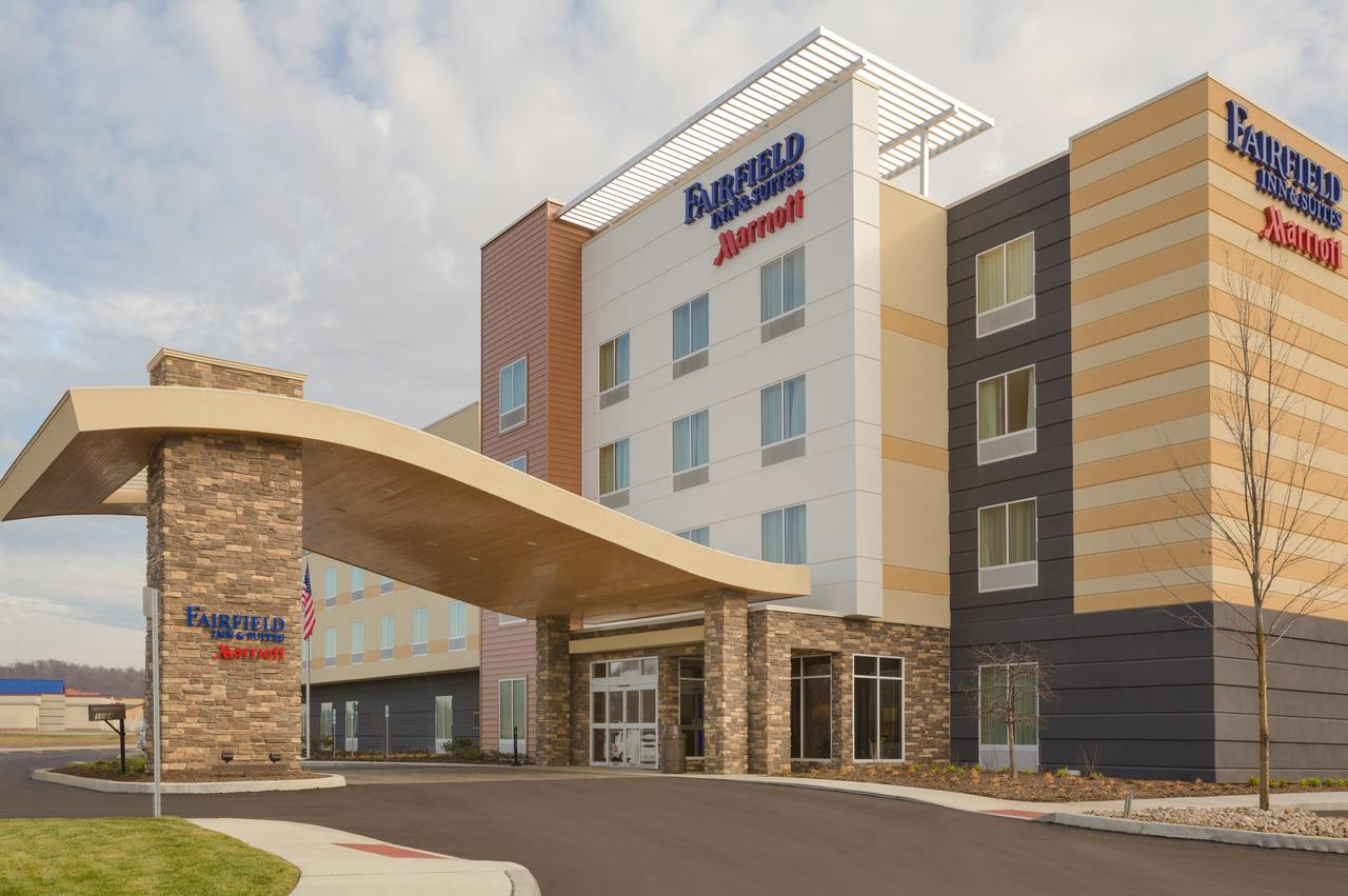 Fairfield Inn & Suites By Marriott Pittsburgh Airport throughout Senator Inn &amp
