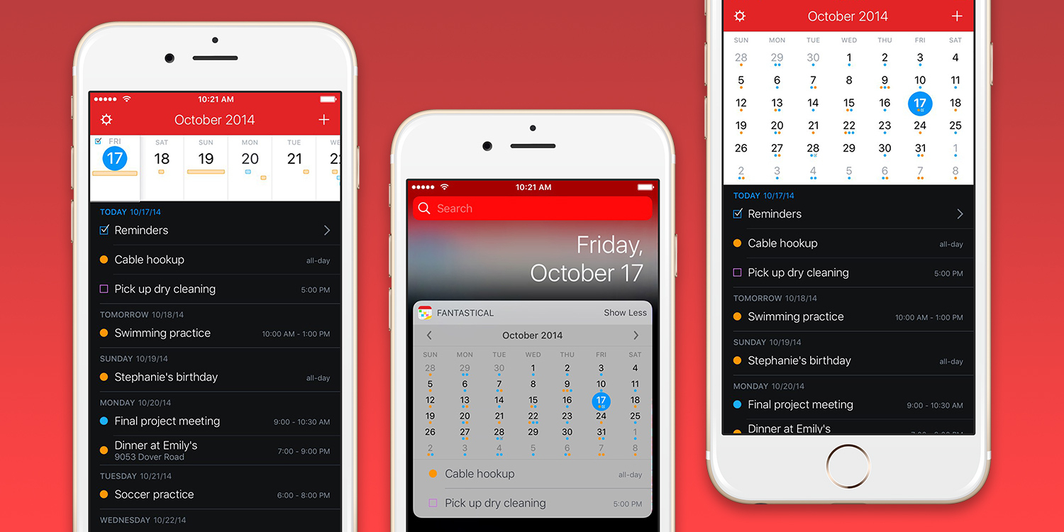 Fantastical 2 – Five Years On, Is It Still The Best?  Tapsmart intended for Calendar Year Vs Rolling Year