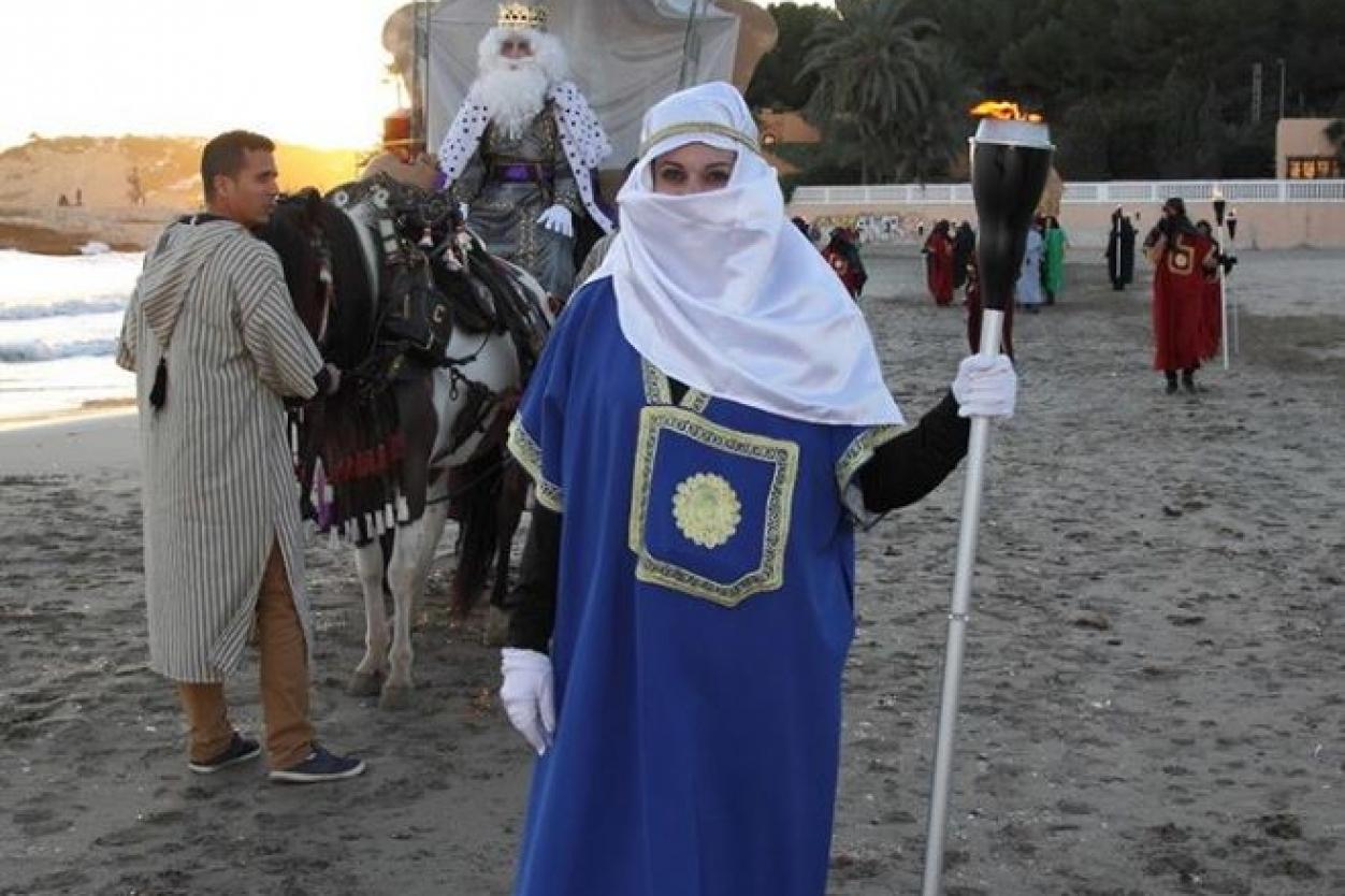 Fiestas In Moraira  Teulada: Three Kings (December 2020 regarding Three Kings Day 2021