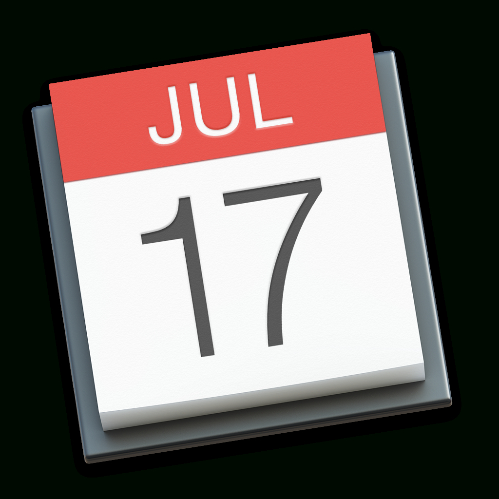 File:apple Calendar Icon  Meta regarding Apple Calendar App Icon