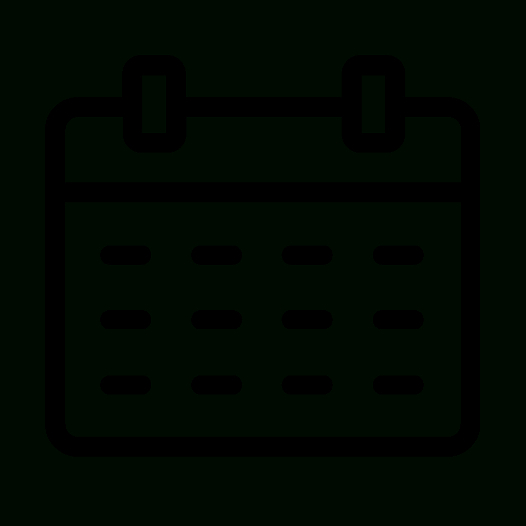 File:calendar (89059)  The Noun Project.svg  Wikimedia Commons inside Calendar Icon Noun Project