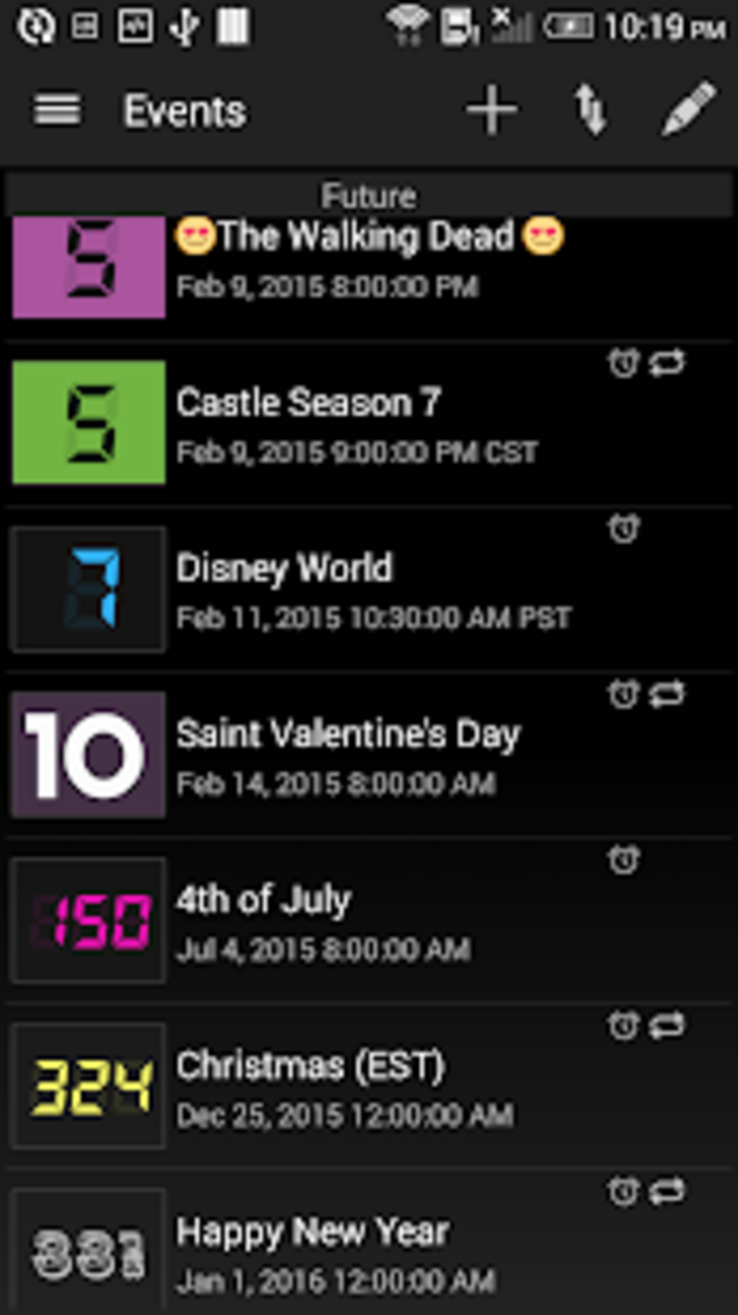 Final Countdown  Widget Apk For Android  Download with Disney Countdown Widget
