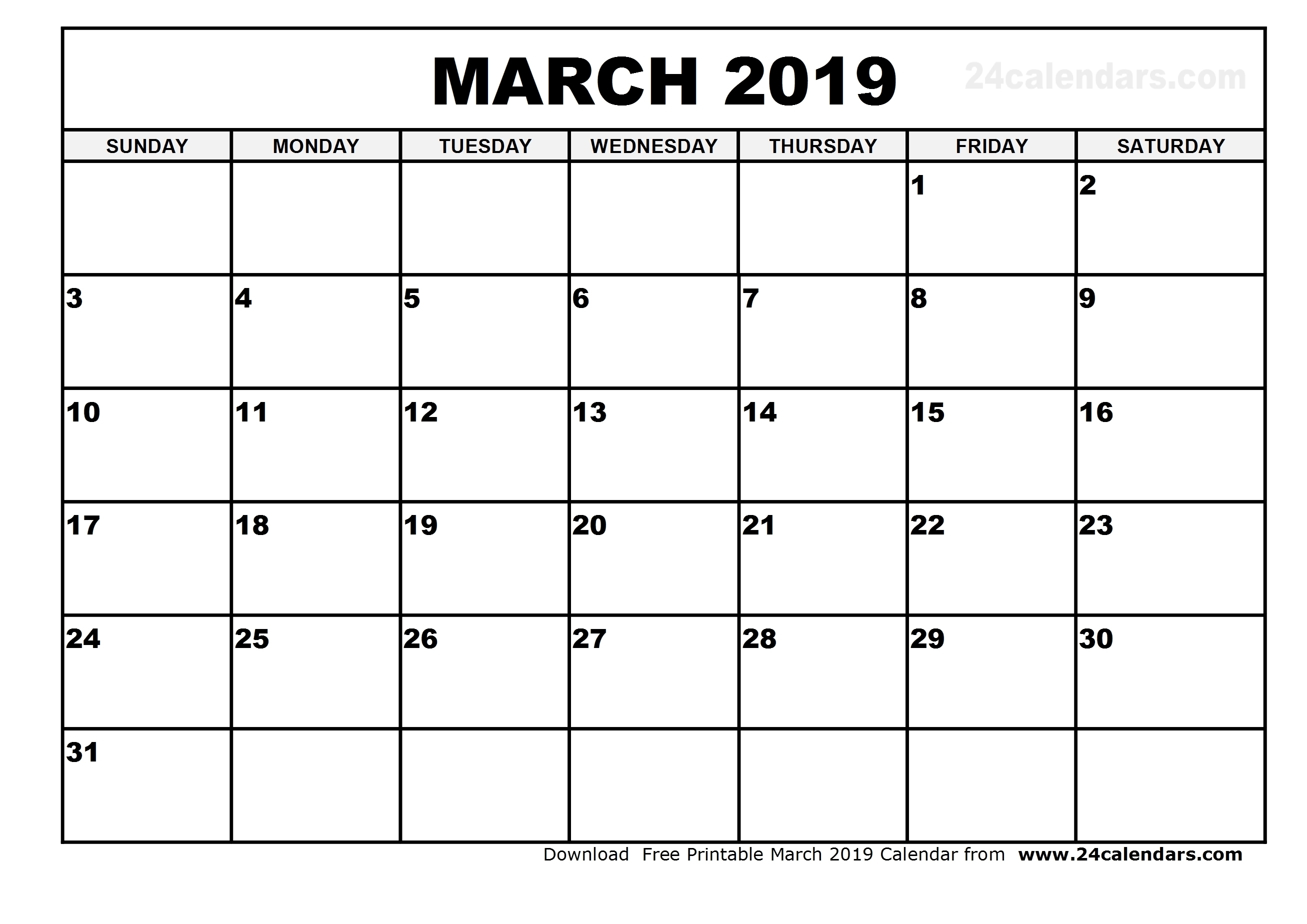 Fine Free Printable Large Grid Calendar : Mini Calendar Template for Large Grid Calendar Printable