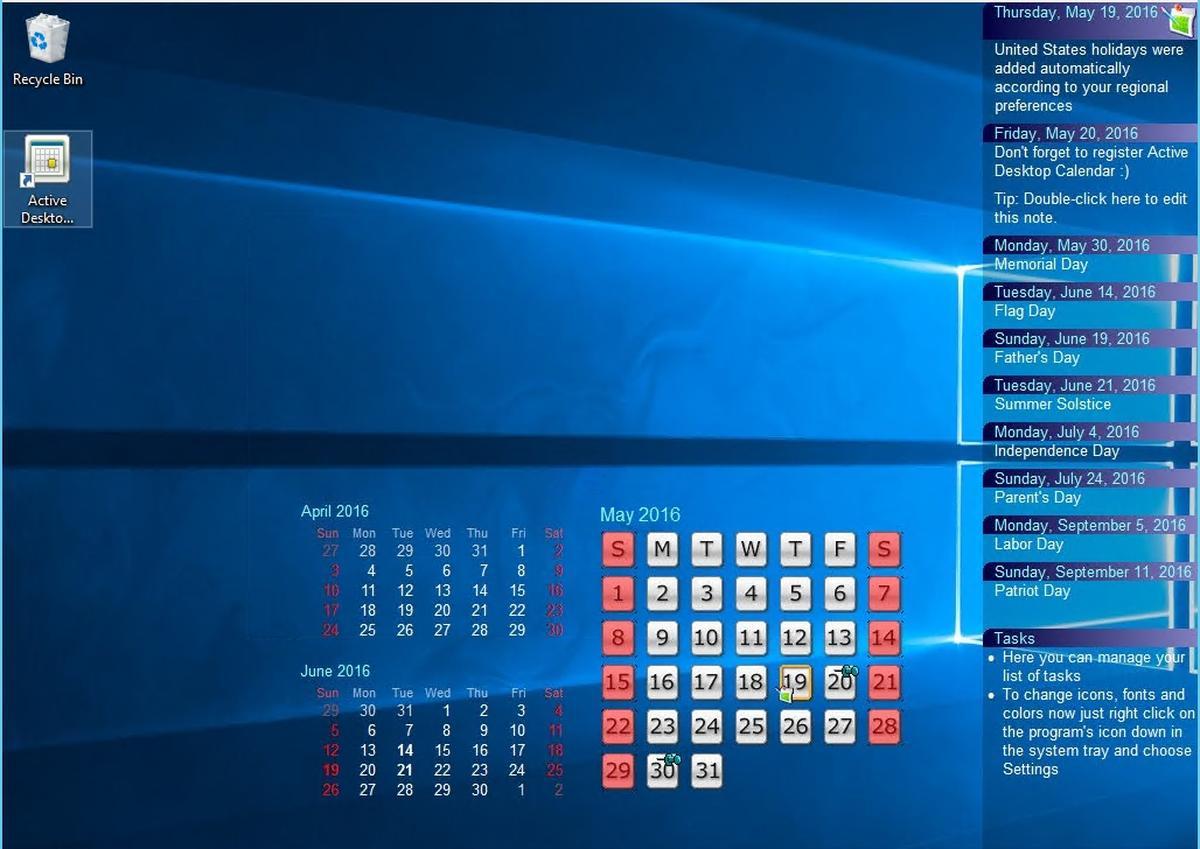 Five Apps That Suit All Kinds Of Calendaring Needs in Calendar Reminder For Desktop