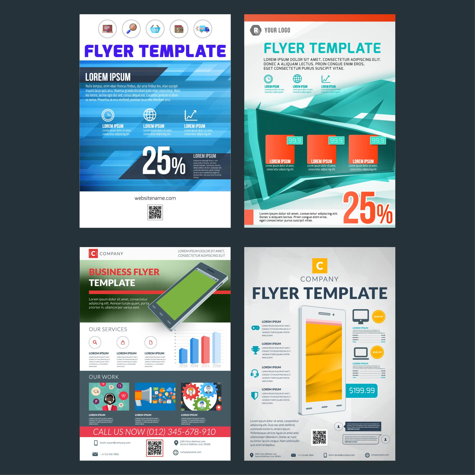Flyers, 1Side throughout Calendar Printing Services Philippines