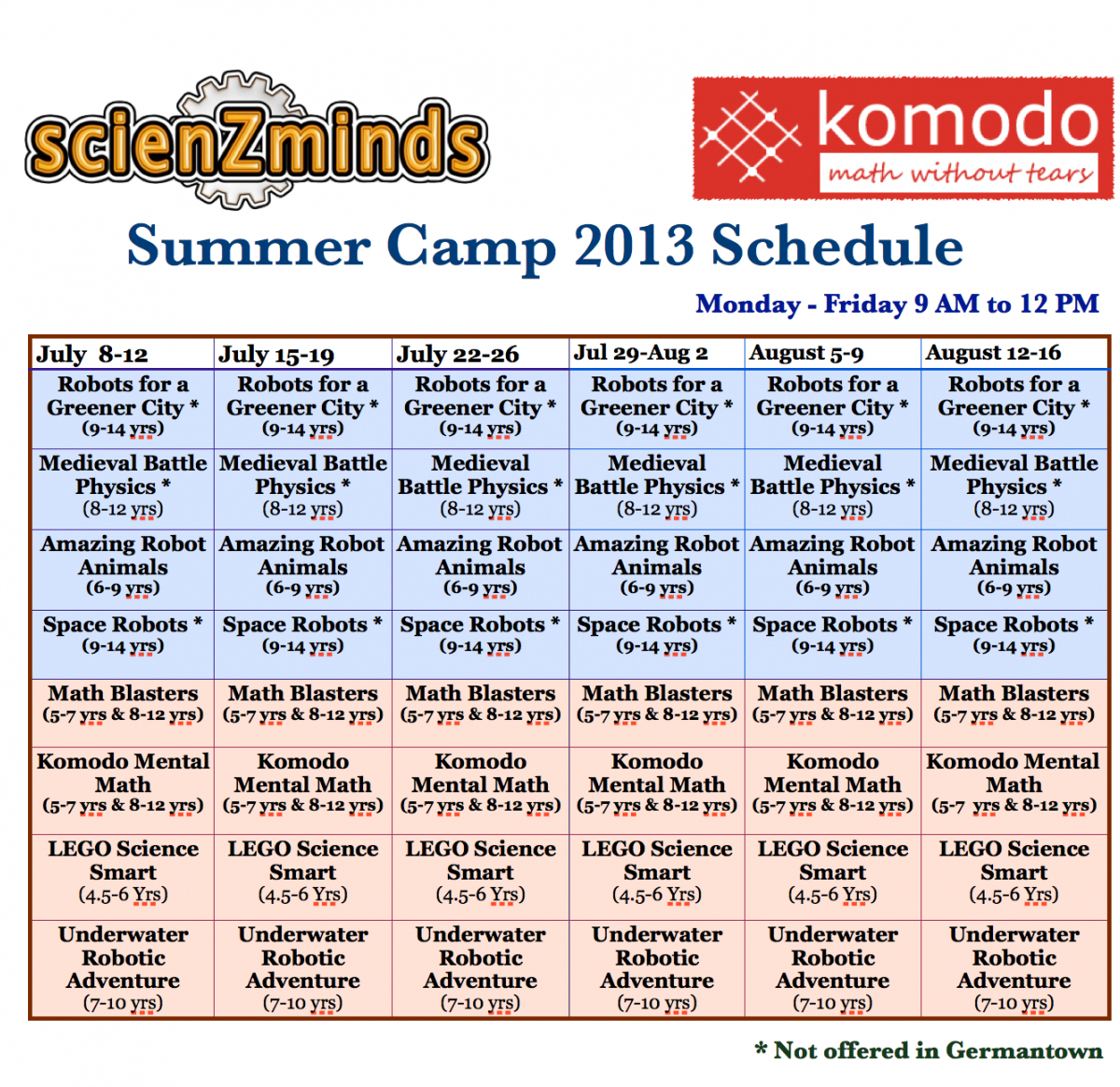 Free 27 Images Of Summer Camp Activity Schedule Template throughout Summer Camp Schedule Template