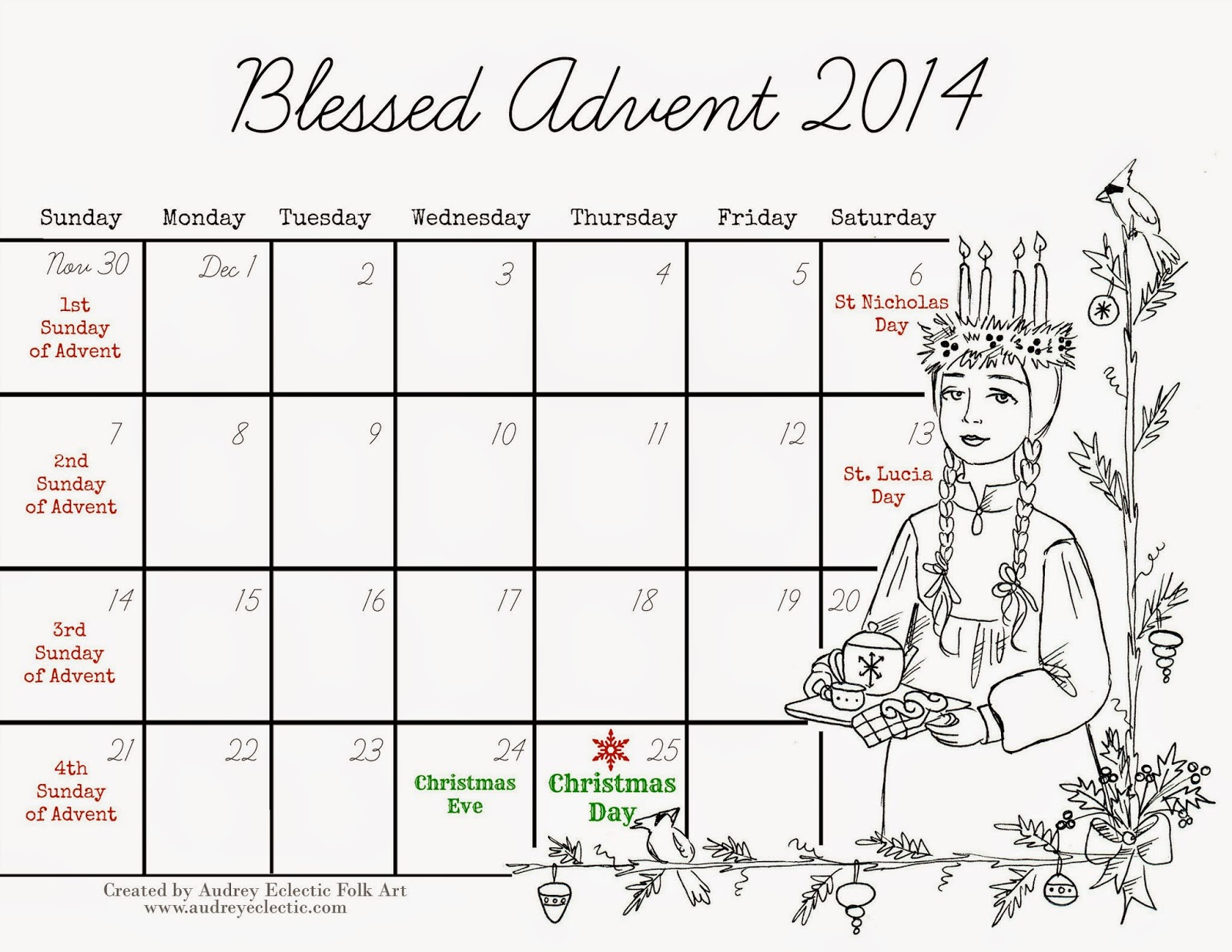 Free Coloring Pages For Advent – Pusat Hobi regarding Catholic Advent Calendar Printable