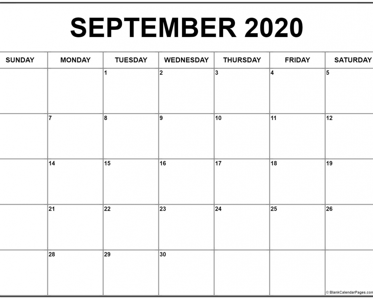 Free Download September 2020 Calendar 51 Calendar Templates within July Of 2020