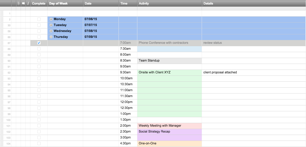 Free Excel Schedule Templates For Schedule Makers pertaining to Employee Schedule Creator