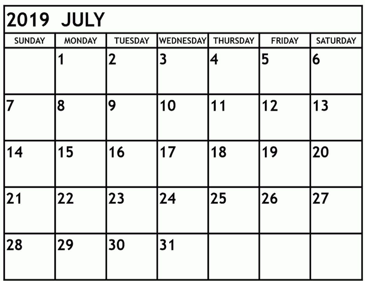 Free Printable Calendar 2018 – Get July, August, September in Quadax Julian Calendar 2020