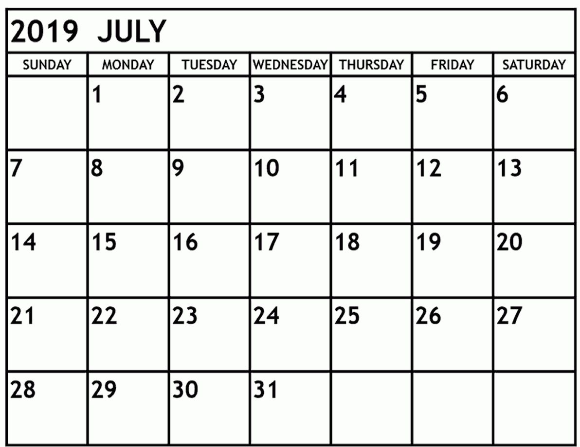 Free Printable Calendar 2018 – Get July, August, September throughout Quadax 2020 Julian Calendar