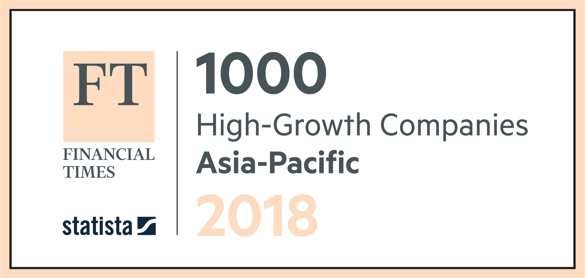 Ft 1000: Highgrowth Companies Asiapacific — Ft for Ft 1000 High-Growth Companies Asia-Pacific