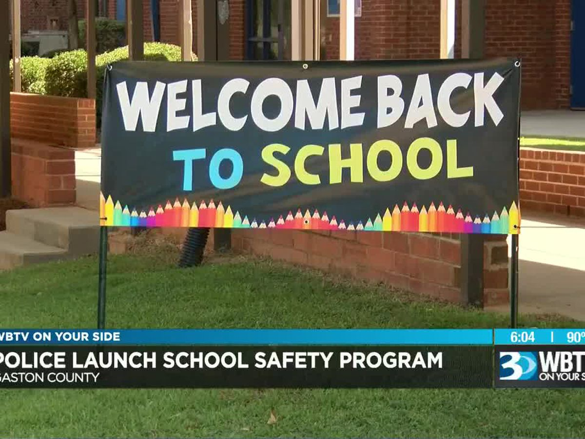 Gaston Co. Law Enforcement Stresses Safety On Roads Ahead Of intended for Gaston County School Calendar