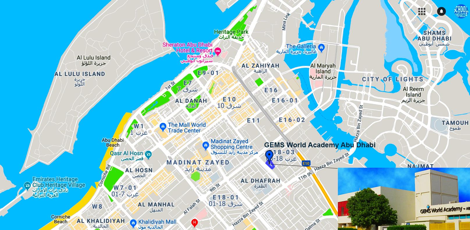 Gems World Academy Abu Dhabi  The Review – Dubai Schools regarding Gems World Academy Academic Calendar