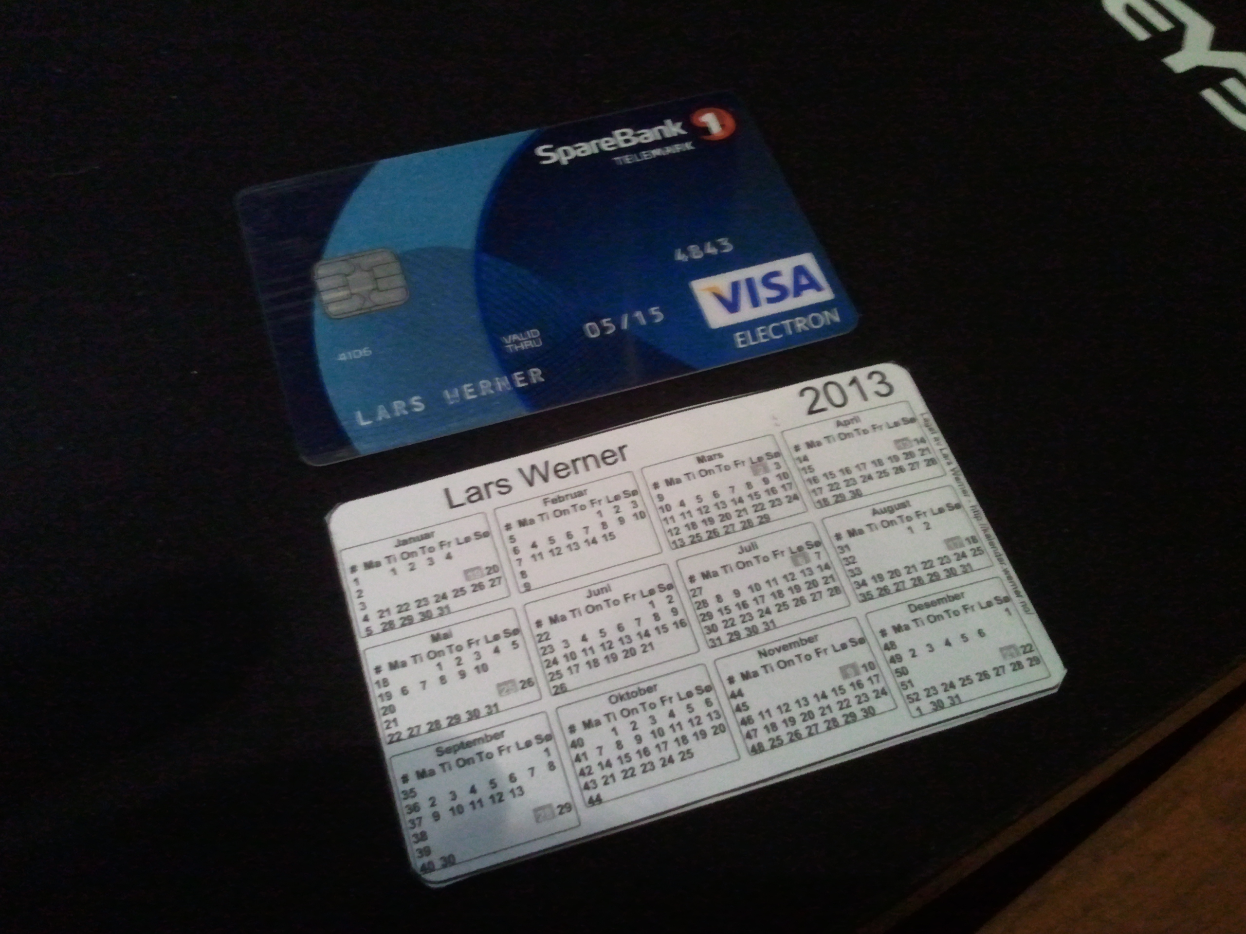 Get A Credit Card Calendar Of Your Offshore Rotation regarding Offshore Rotation Calendar