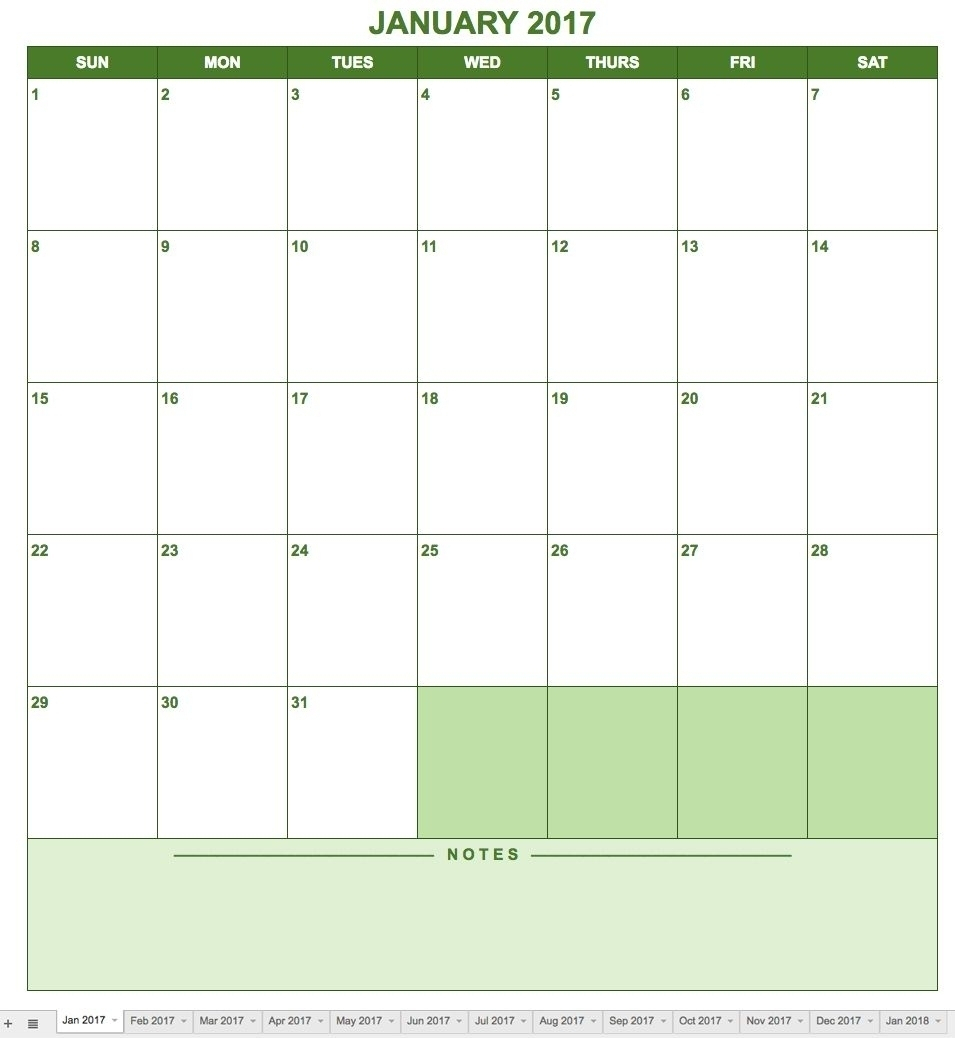 Google Blank Calendar Printable | Monthly Printable Calender intended for Mini Calendar Template