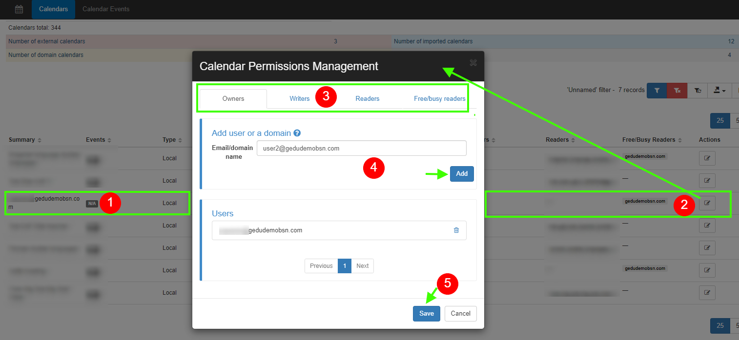 Google Calendar Audit: Add Additional Owners To Any Existing intended for Google Calendar Add Image