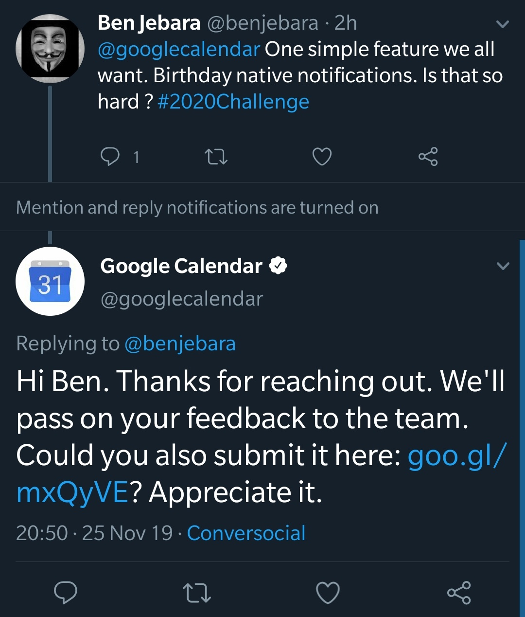 Google Calendar Birthdays Notifications. Let's Make It regarding Google Calendar Lunar Birthday