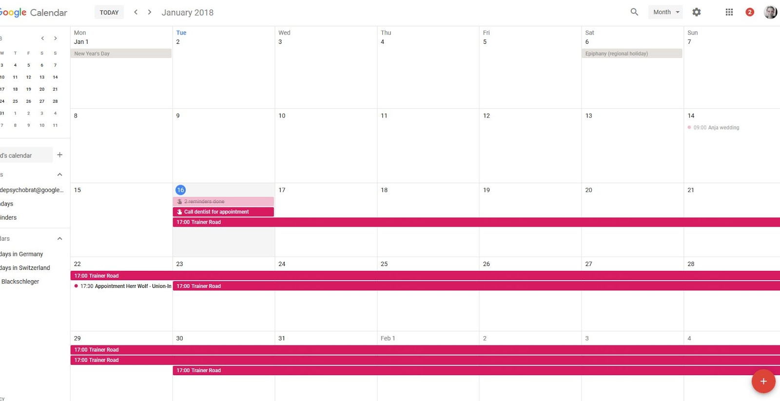 Google Calendar Monthly Event | Calendar Ideas Design Creative with regard to Creating Recurring Events In Excel Calendar