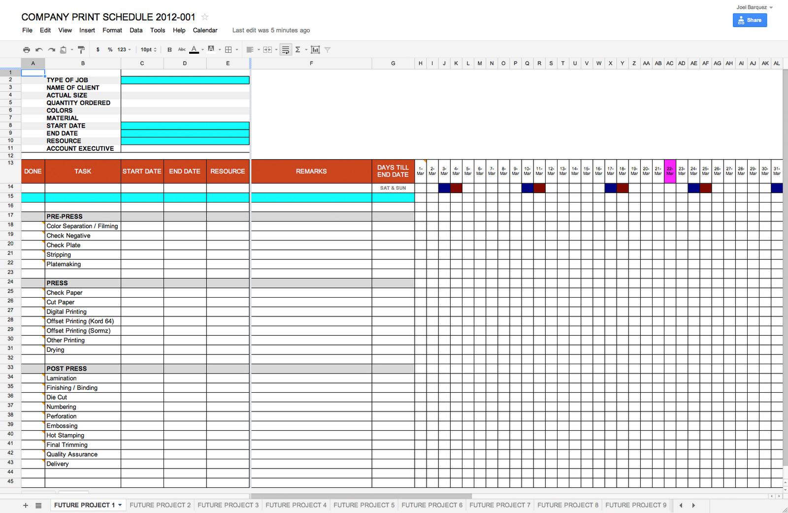 Google Doc Calendar Template Unique Schedule Template Google pertaining to Calendar Template Google Docs Spreadsheet