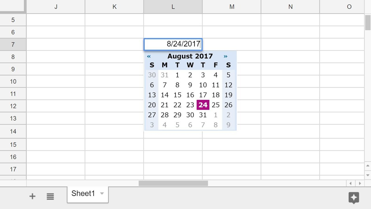 Google Sheets  Add A Popup Calendar Date Picker for Pdf Form Calendar Date Picker