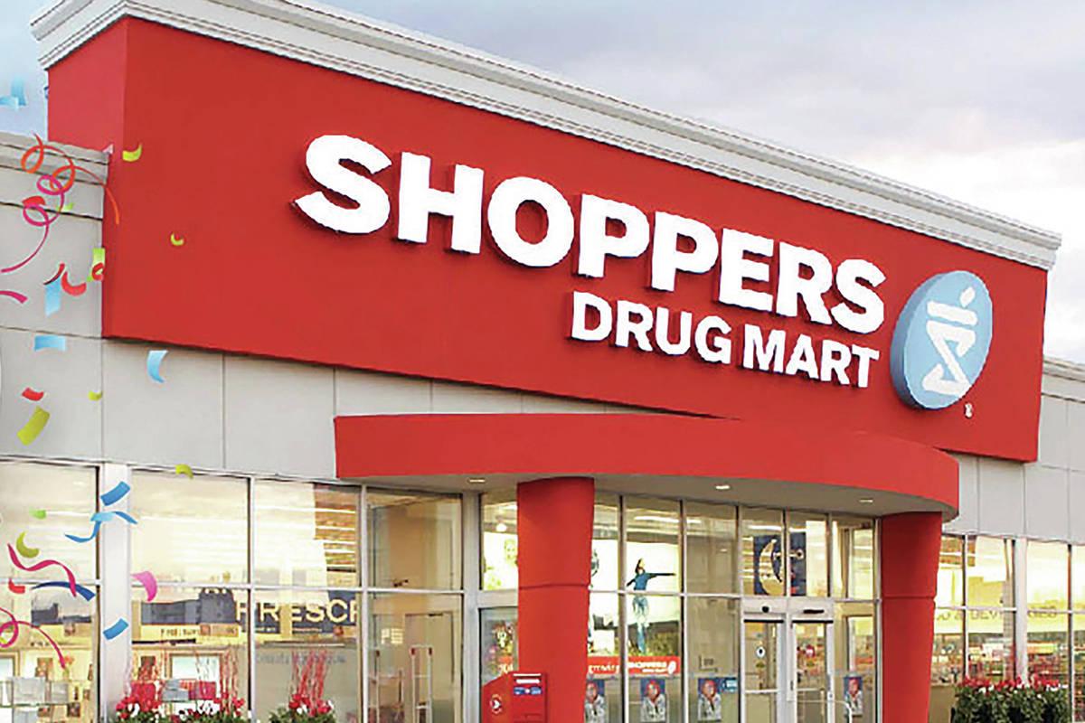 Grand Reopening Of Shoppers Drug Mart At Williams Lake for Shoppers Drug Mart Calendar Maker
